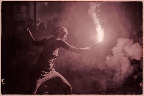 fire show I