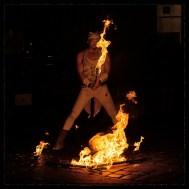 Feuershow IV