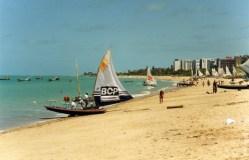 Brasil - Alagoas - Maceio - Praia de Pajucara