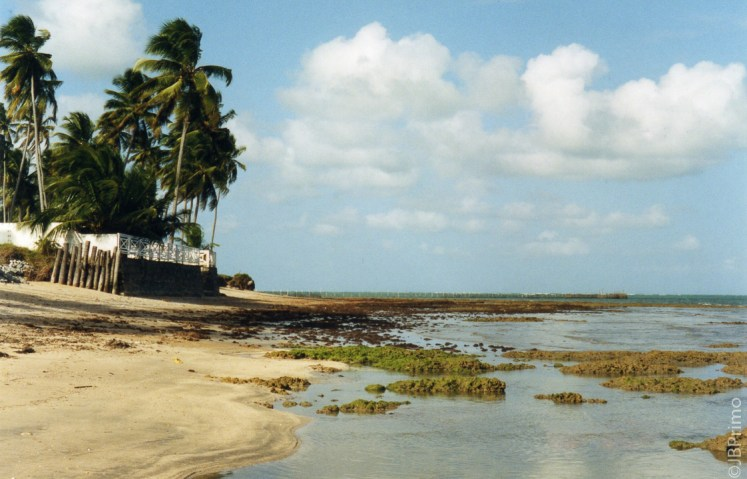 Brasil - Alagoas - Maceio - Praia de Tabuba (Litoral Norte de Maceio)