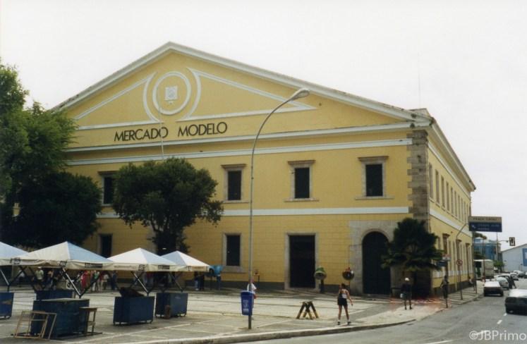 Brasil - Bahia - Salvador - Mercado Modelo