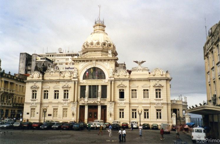 Brasil - Bahia - Salvador - Praca Municipal