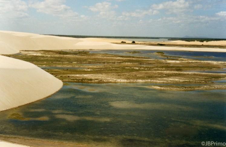 Brasil - Ceara - Jericoacoara - Lago Grande