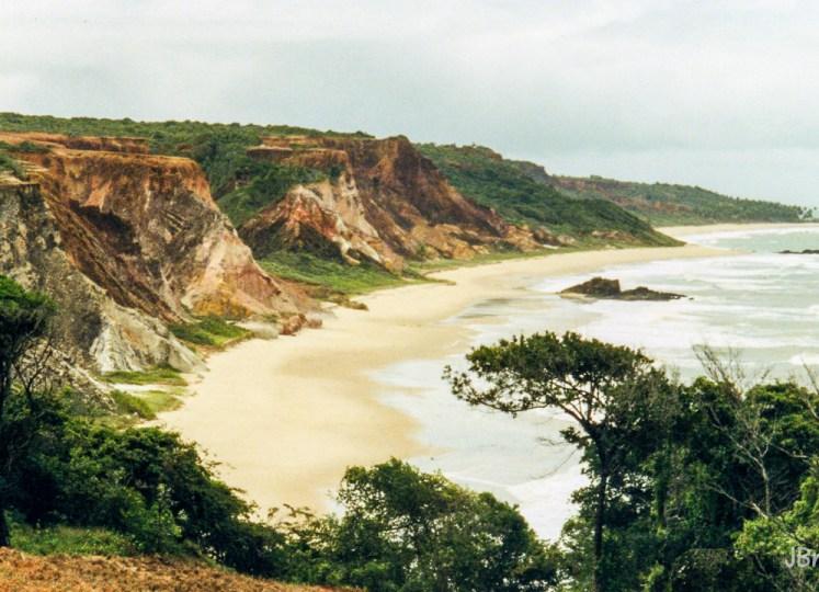 Brasil - Paraiba - Praia de Tambaba