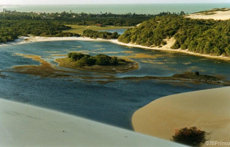 Brasil - Rio Grande do Norte - Natal - Dunas de Genipabu