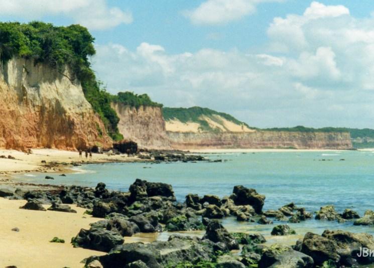 Brasil - Rio Grande do Norte - Praia da Pipa