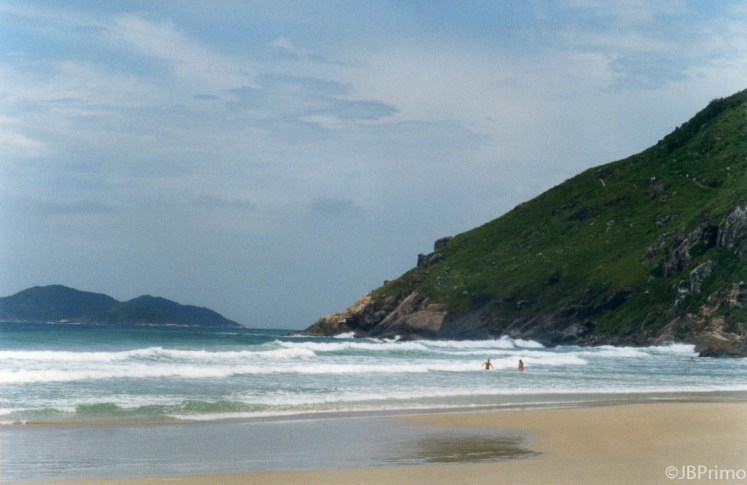 Brasil - Santa Catarina - Florianopolis - Praia da Solidao