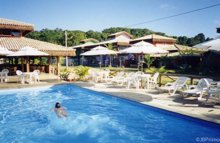 Brasil - Bahia - Itacare - Pousada Vila de Ocaporan