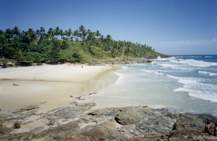 Brasil - Bahia - Itacare - Praia da Tiririca