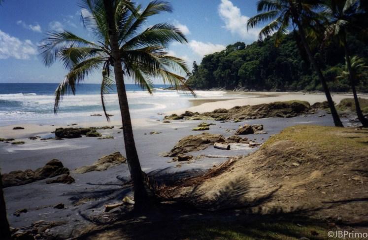 Brasil - Bahia - Itacare - Praia de Jeribucacu