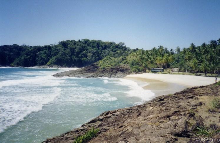 Brasil - Bahia - Itacare - Praia do Costa