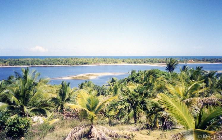Brasil - Bahia - Peninsula de Marau - Lagoa do Cassange