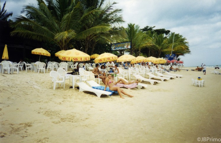 Brasil - Bahia - Porto Seguro - Arraial DAjuda - Praia de Pitinga