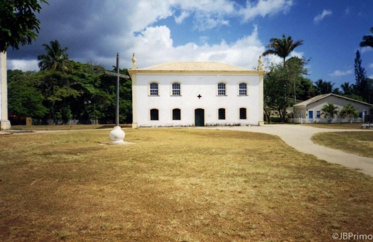 Brasil - Bahia - Porto Seguro - Cidade Historica - Casa de Cadeia