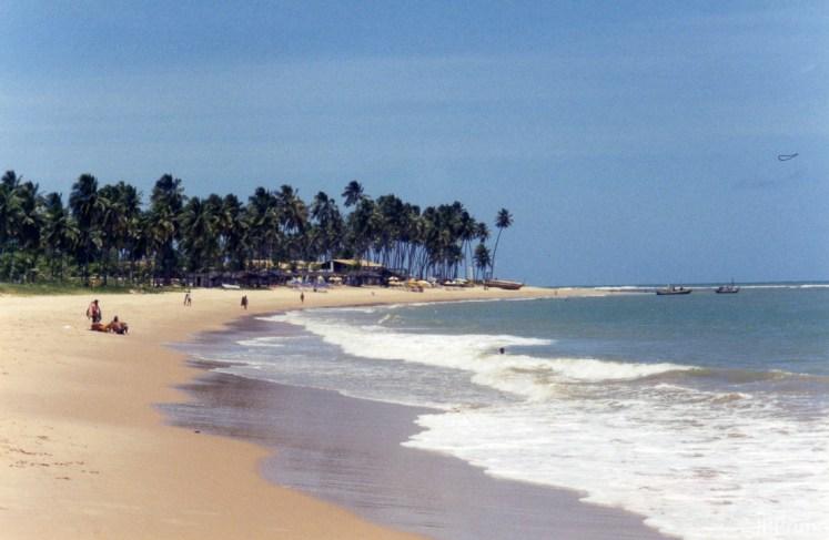 Brasil - Bahia - Praia de Guarajuba