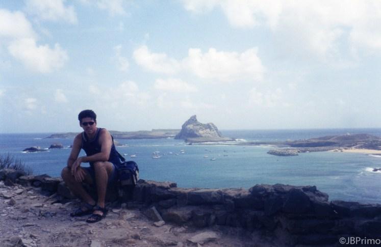 Brasil - Fernando de Noronha - Vista do Forte