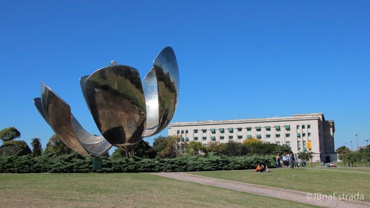 Argentina - Buenos Aires - Recoleta - Floralis Generica