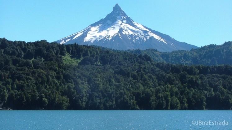 Chile - Cruce de Lagos - Lago Todos los Santos - Vulcao Puntiagudo