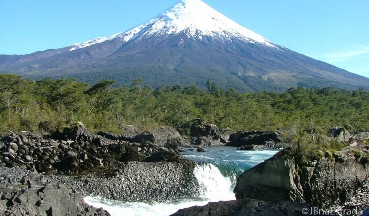 Chile - Cruce de Lagos - Parque Petrohue - Vulcao Osorno (Cruce de Lagos Andinos)