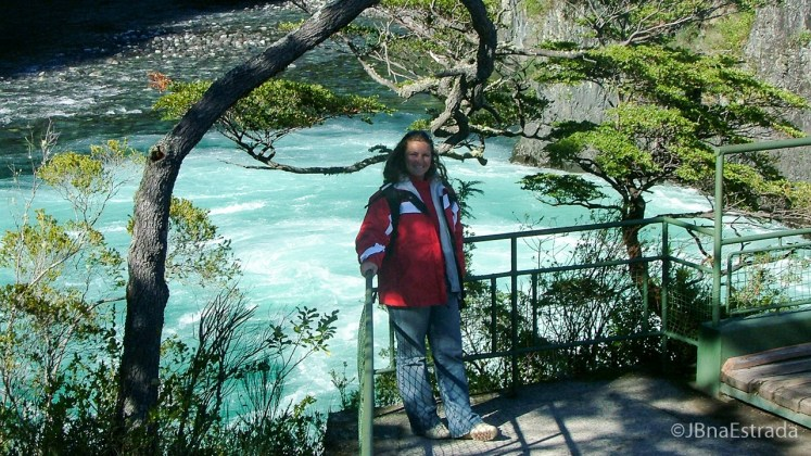 Chile - Cruce de Lagos - Parque Saltos de Petrohue