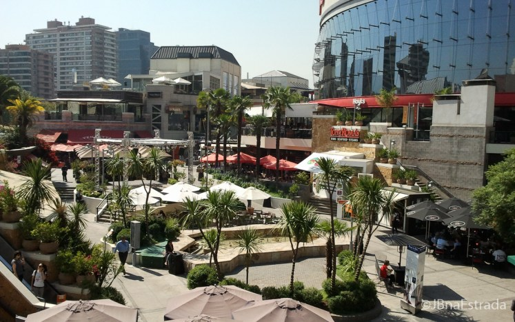 Chile - Santiago - Shopping Parque Arauco