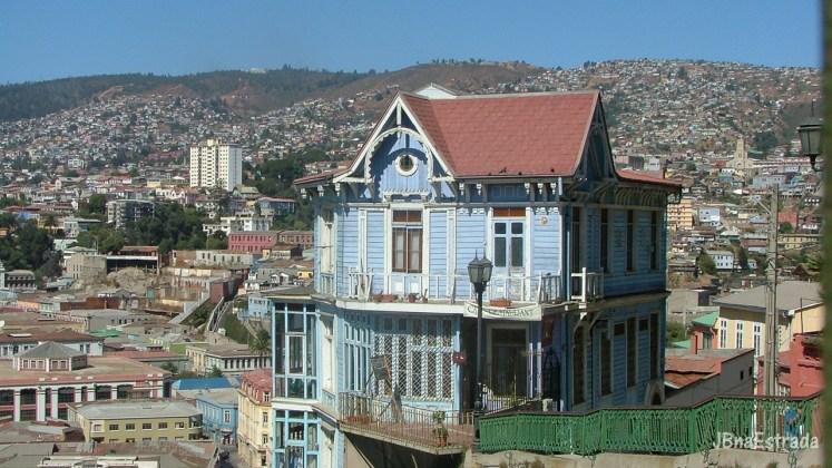 Chile - Valparaiso - Mirante