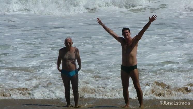 Chile - Vina del Mar - Playa de Renaca