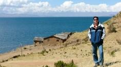 Bolivia - Lago Titicaca - Cordilheira Real dos Andes - Isla de la Luna