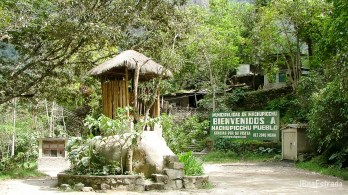 Peru - Aguas Calientes - Jardim Botanico