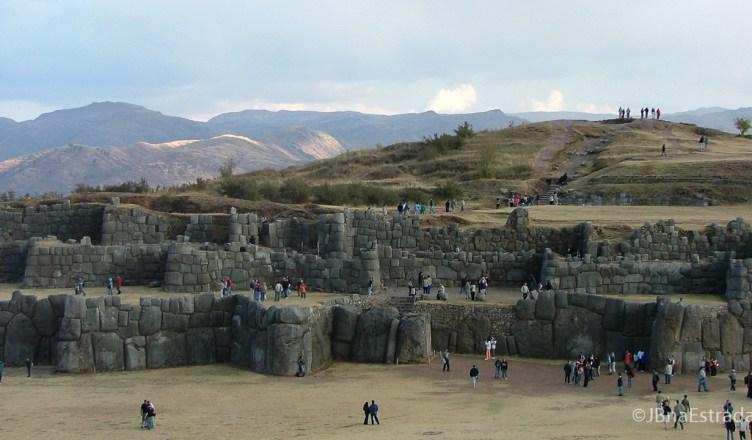 Peru - Cusco - Saqsayhuaman