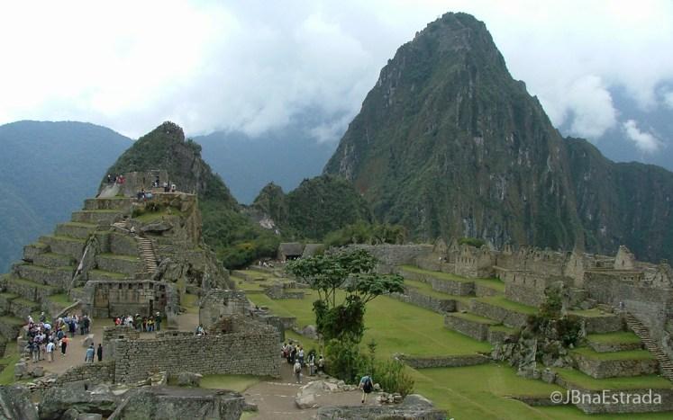 Peru - Machu Picchu - Huayna Picchu