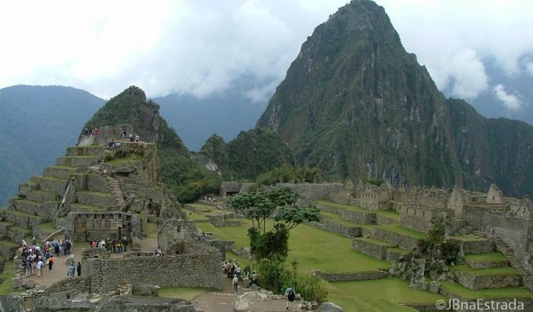 Peru - Machu Picchu - Huayna Picchu (Peru e Bolívia)