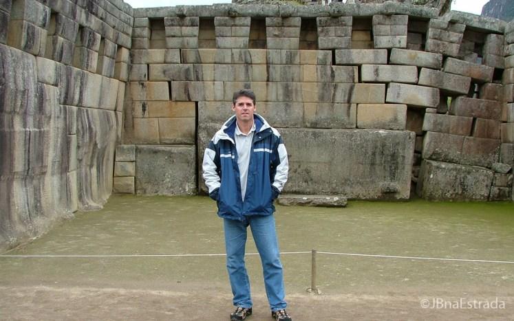 Peru - Machu Picchu - Templo Principal