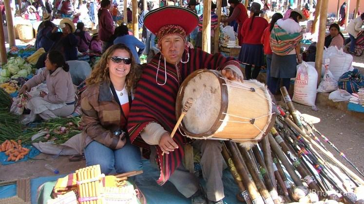 Peru - Mercado de Chinchero