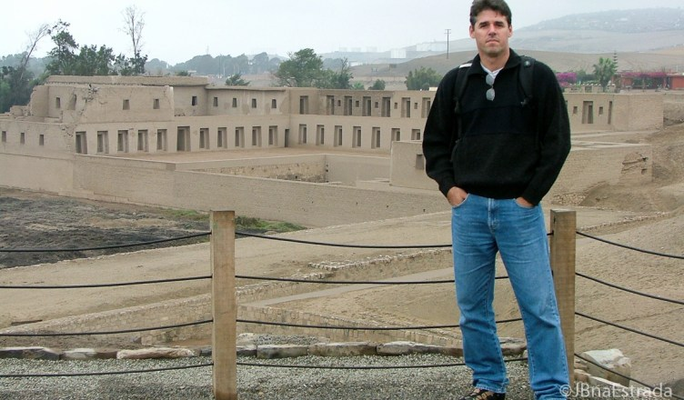 Peru - Museo de Sitio Pachacamac - Mamacuna