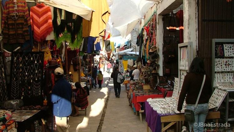 Peru - Vale Sagrado - Mercado de Pisac