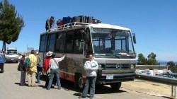 Peru - Viagem a Bolivia - Divisa Peru e Bolivia