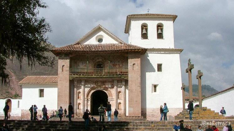 Peru - Viagem de Cusco para Puno - Capela Sistina das Americas