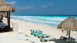 Mexico - Cancun - Praia em Cancun