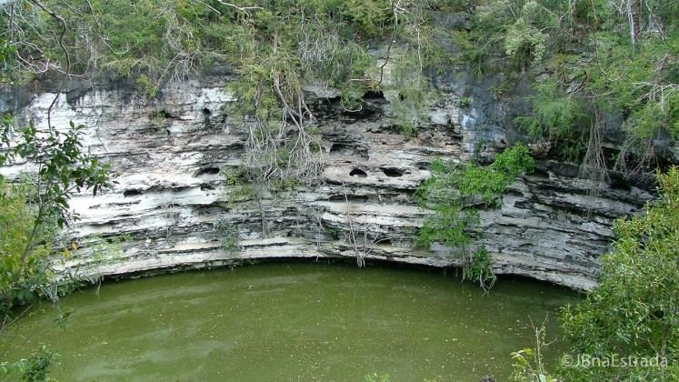 Mexico - Chichen Itza - Cenote