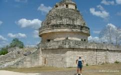 Mexico - Chichen Itza - Grupo del Observatorio