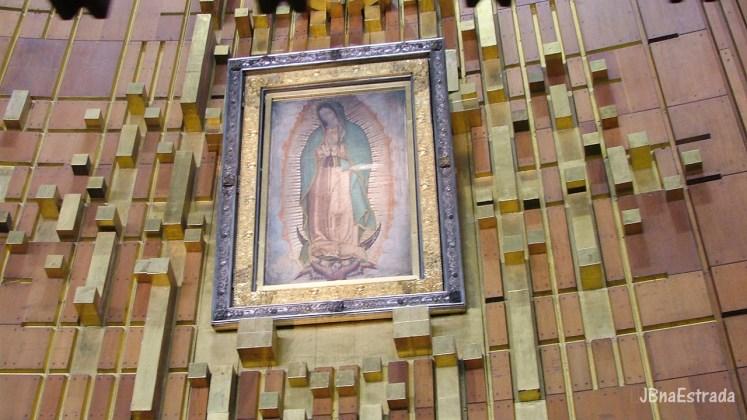 Mexico - Cidade do Mexico - Basilica de Guadalupe (Nova)