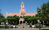 Mexico - Merida - Zocalo