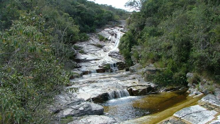 Brasil - Minas Gerais - Parque Estadual da Serra do Ibitipoca