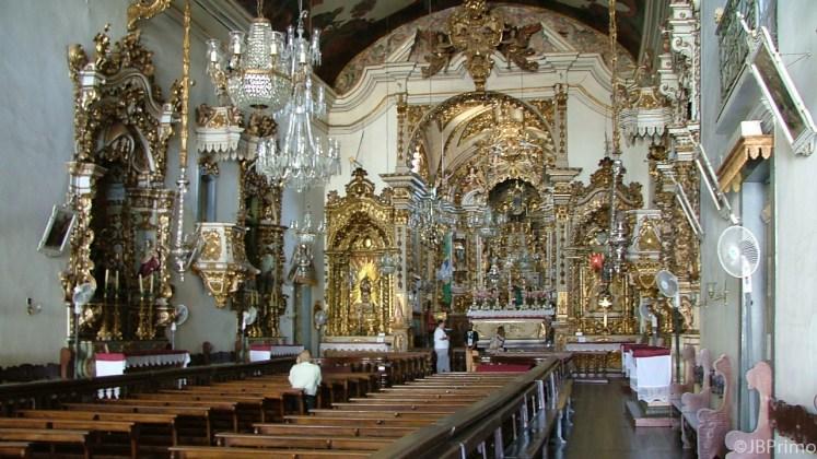 Brasil - Minas Gerais - Sao Joao Del Rei - Igreja Nossa Senhora do Pilar