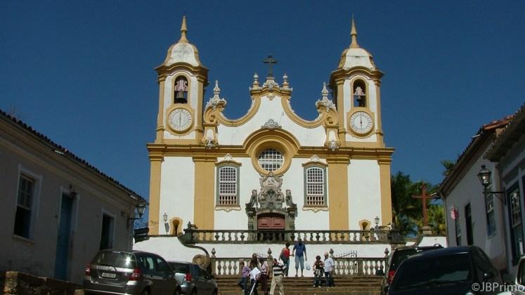 Brasil - Minas Gerais - Tiradentes - Igreja Matriz de Santo Antonio
