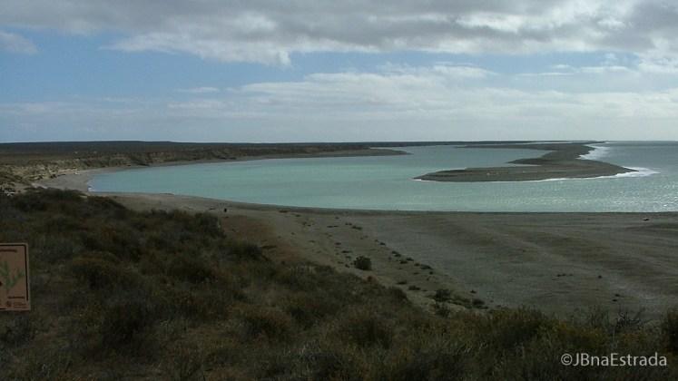 Argentina - Puerto Madryn - Peninsula Valdes - Caleta Valdes