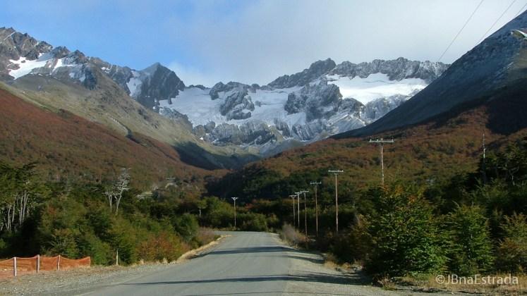 Argentina - Ushuaia - Monte e Glaciar Martial