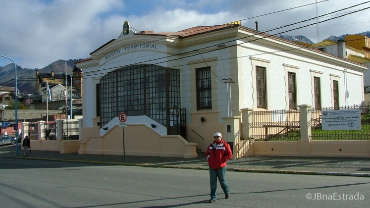 Argentina - Ushuaia - Museu del Fin del Mundo