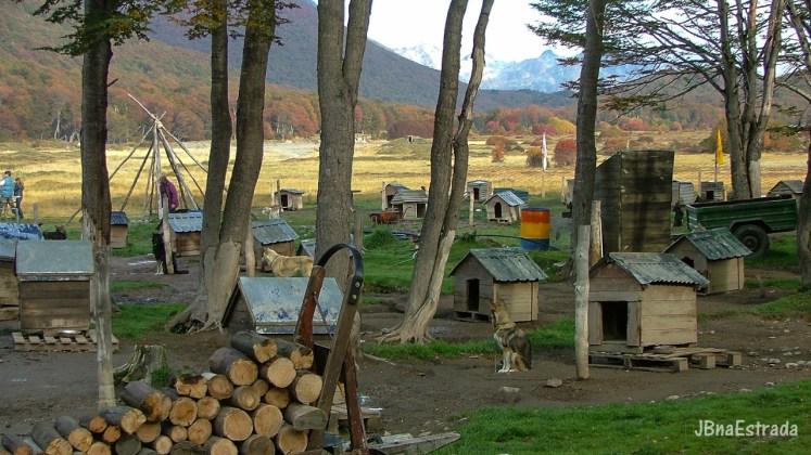 Argentina - Ushuaia - Passeio aos Lagos Escondido e Fagnano